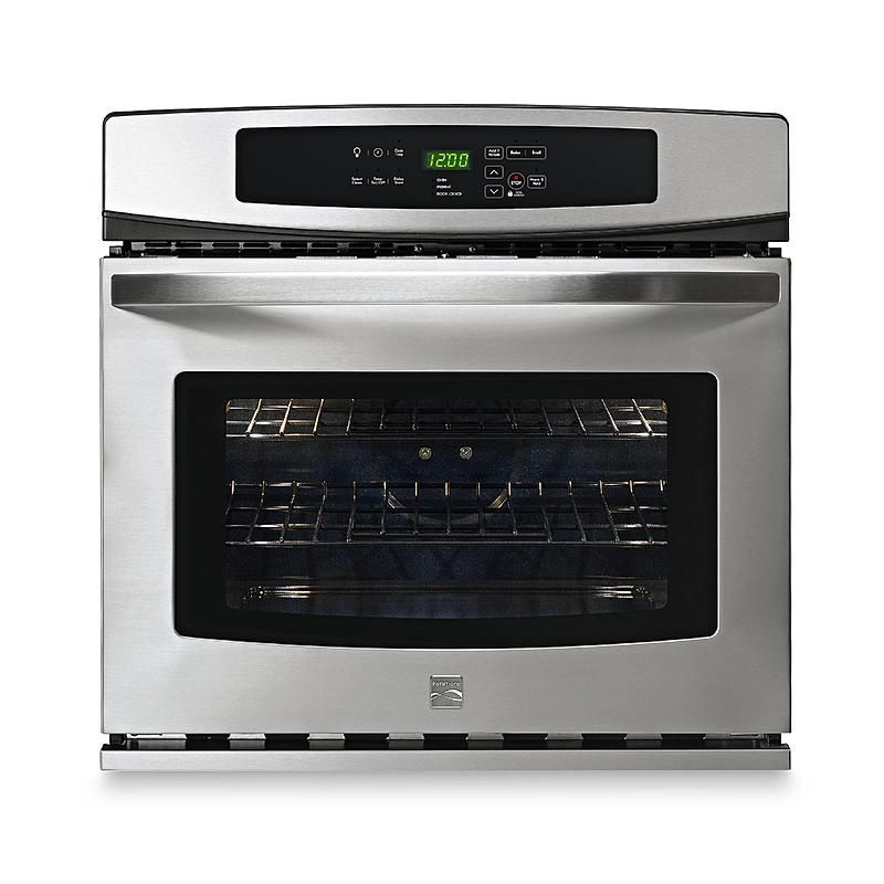 Kenmore 48833 30 Electric Self Clean Single Wall Oven Single