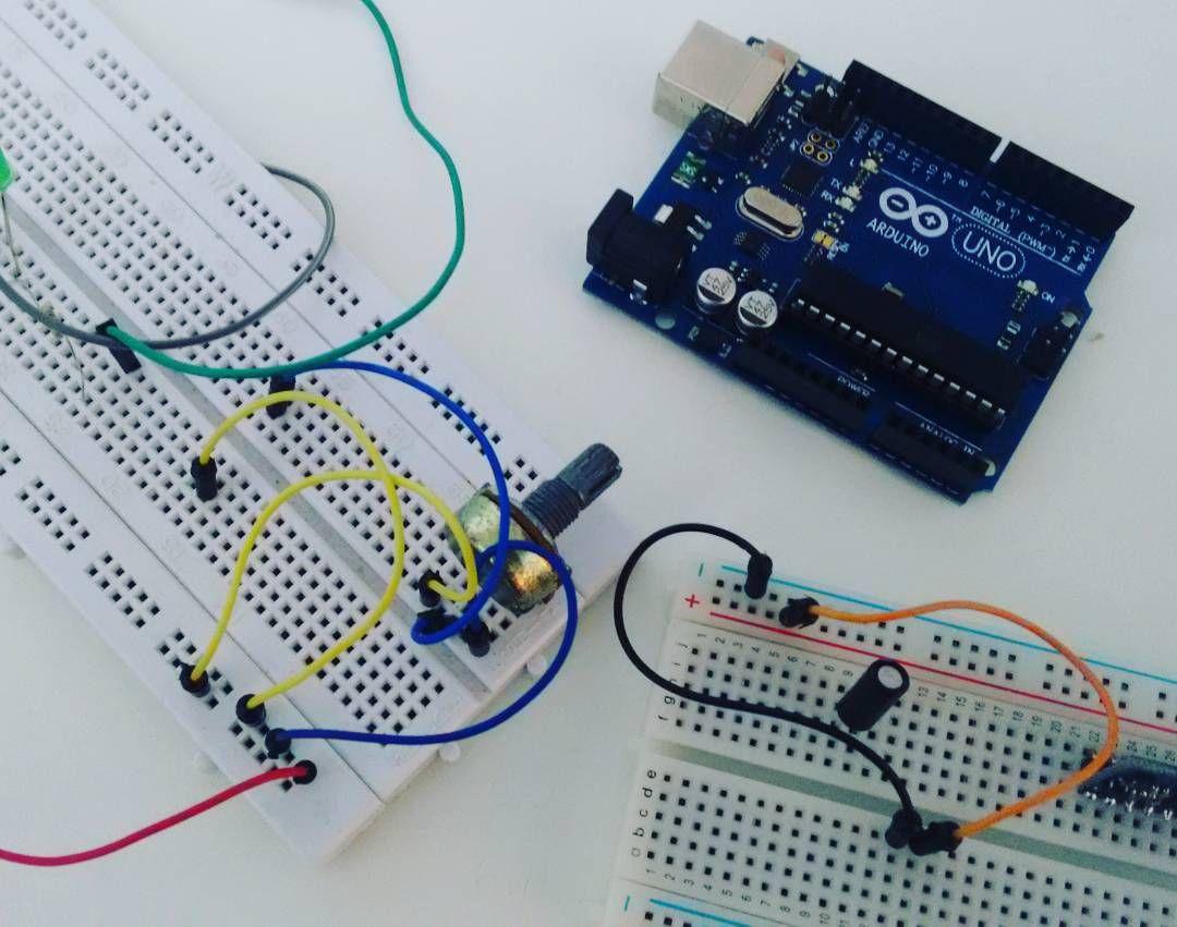 Something we loved from Instagram! O que você está fazendo? Qual o seu projeto atual? A RecLabi fornece placas de desenvolvimento e os principais módulos para plataforma Arduino Raspberry Pi  e Open-hardware.  Estamos em fase de ajuste de estoque e produtos.  Compartilhe conosco o seu projeto!  #maker #iot #arduino #raspberrypi #iot #inteledison #arduinonano #arduino101 by reclabi Check us out http://bit.ly/1KyLetq