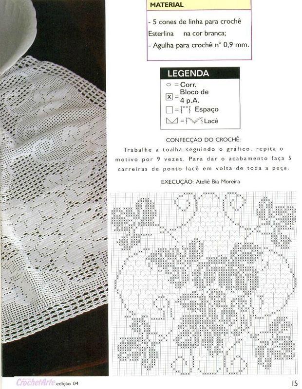 Журнал «Crochet Arte-04» .. Обсуждение на LiveInternet - Российский Сервис Онлайн-Дневников