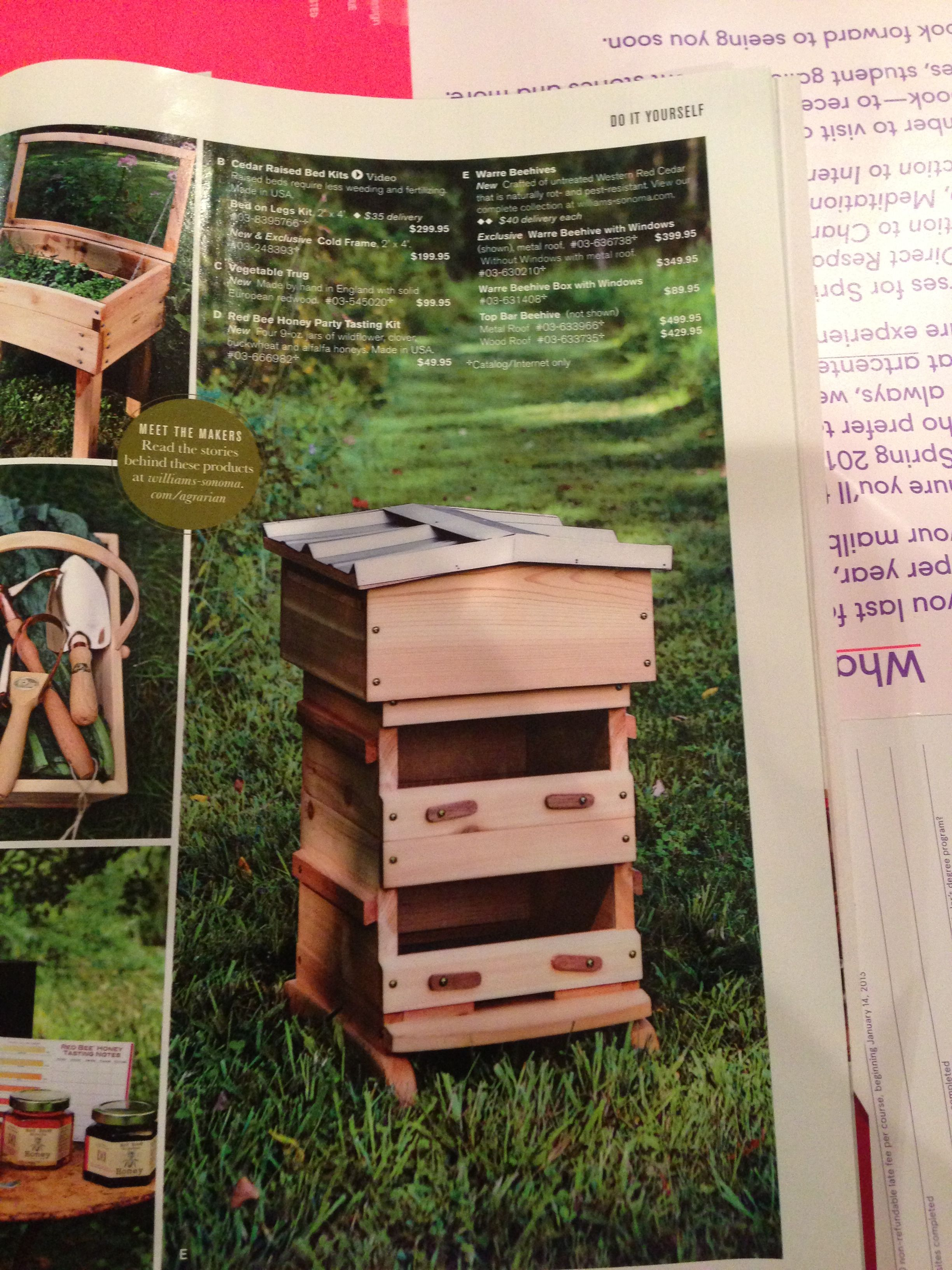Beehive Bee hive, Bee keeping, Projects