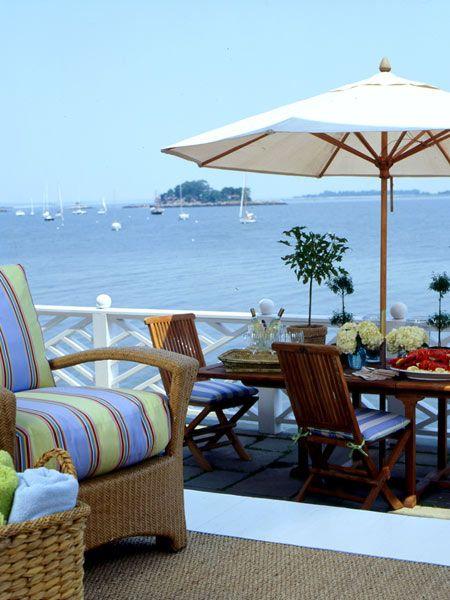 Thegirlwiththepoppedcollar Outdoor Rooms Dream Beach Houses