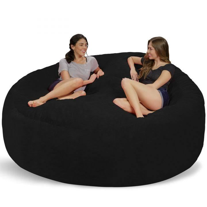 Beautiful Itu0027s More Fun When You Can Share Your Big Bean Bag When Watching The Big  Game. Comfort And Style Home Design Ideas