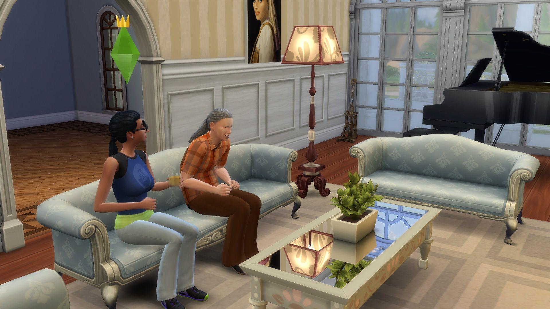Sims Eugenics or Vlad s Nose plete