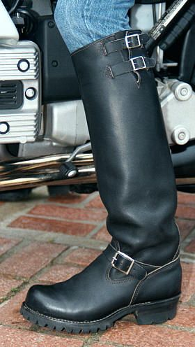 Wesco Boss This Is The Motorcycle Biker Boot For Woman