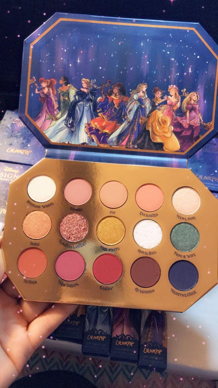 Disney X Colourpop Round 3 (With images) Colourpop