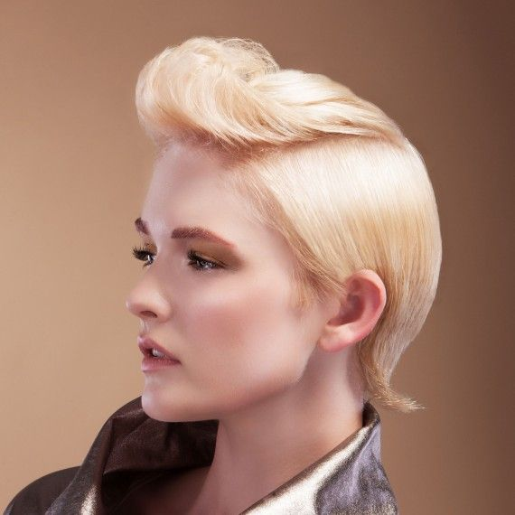 50s Quiff Hairstyle Hairstyles For Women In Their 30s Pinterest