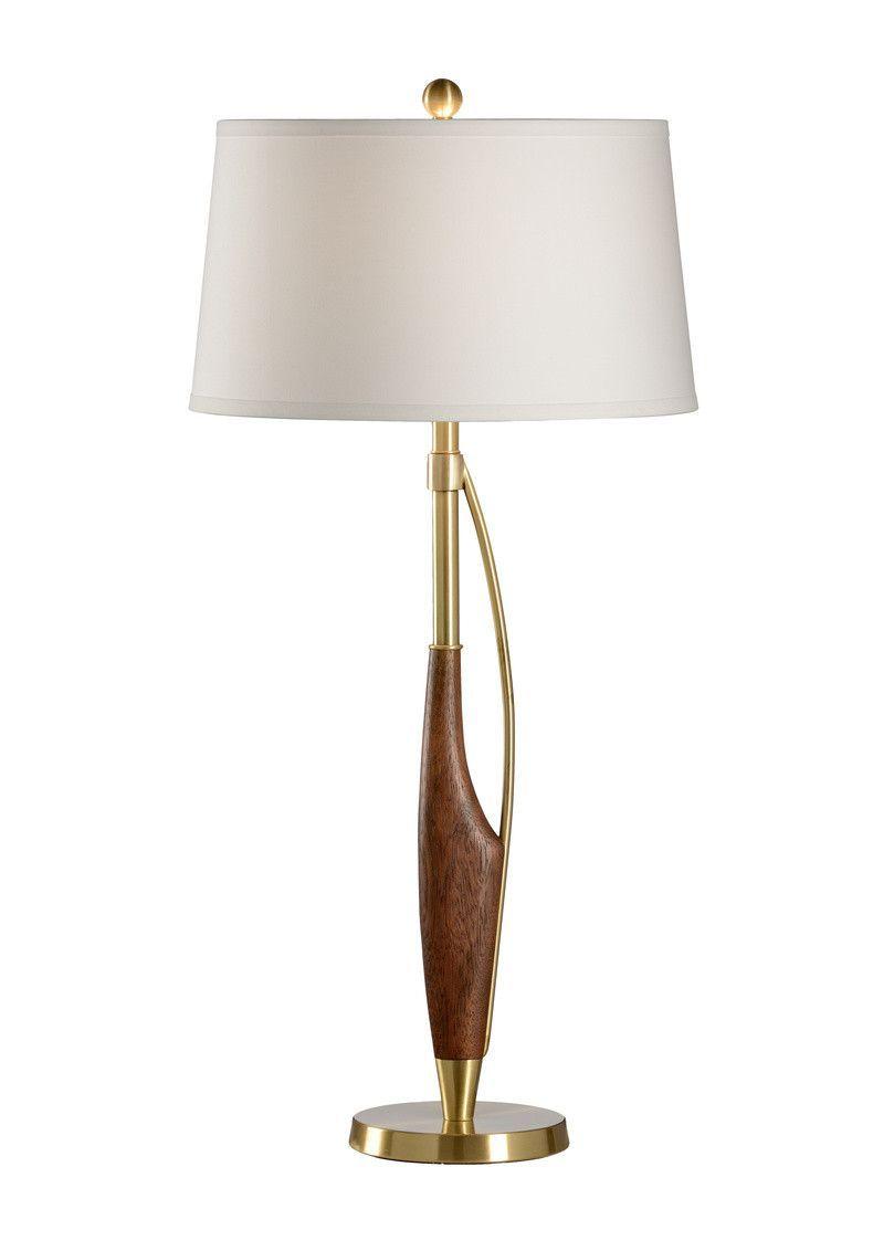 Mid Century Modern Table Lamp Interior