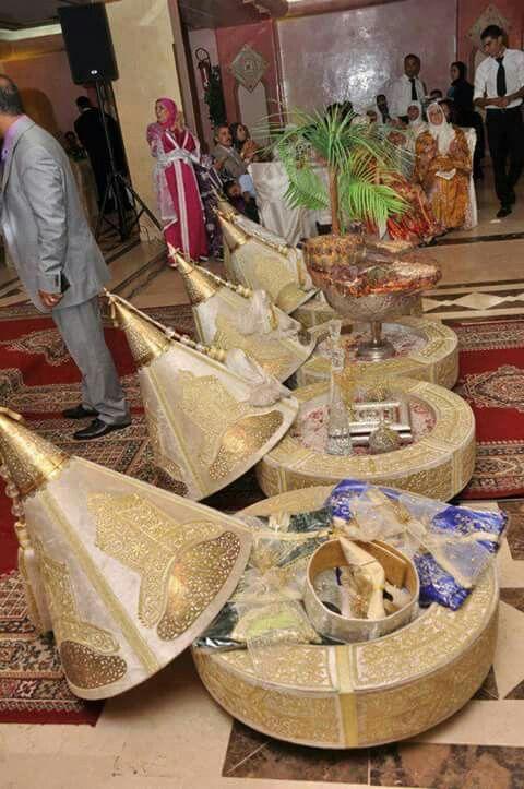 Les Cadeaux De La Mariée Wedding Ideas Moroccan Wedding