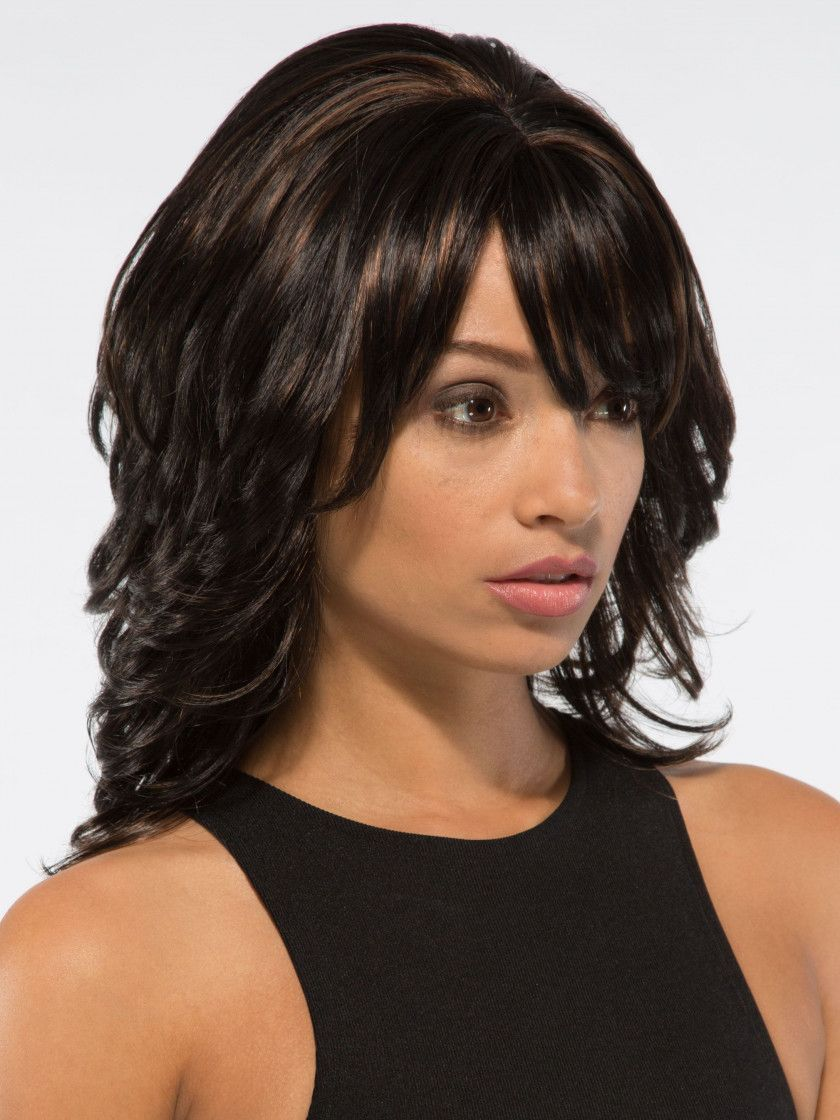 Copa Synthetic Wig by Motown Tress Synthetic wigs, Hair