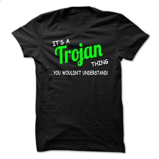 Trojan thing understand ST420 - #hoodie freebook #gray sweater. CHECK PRICE => https://www.sunfrog.com/LifeStyle/Trojan-thing-understand-ST420.html?68278
