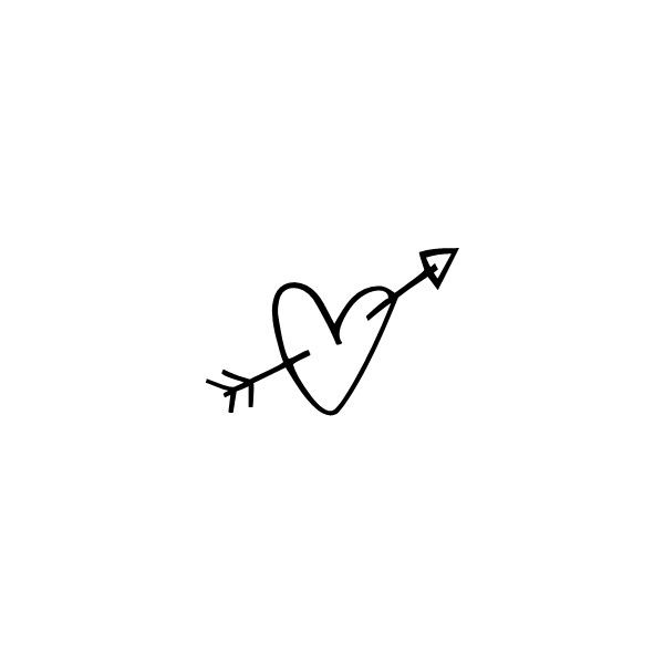 Arrow In Heart Pic:::Hearts & Swirls - Fonts.com ❤ liked on Polyvore featuring fillers, hearts, backgrounds, doodles, text, quotes, magazine, detail, borders and wallpaper