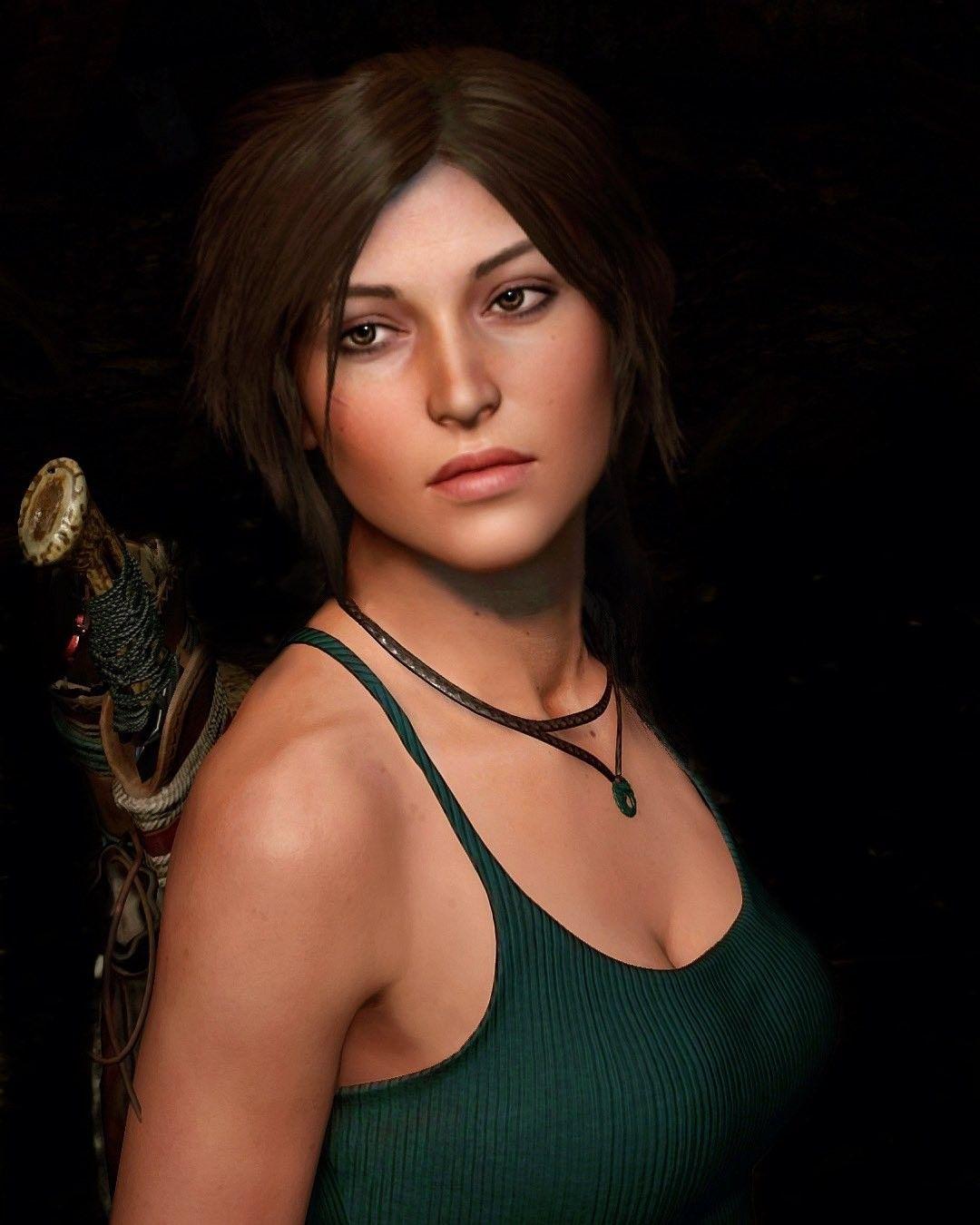 Cosplay-Lara-Croft-3 | Lara croft cosplay, Ideias de