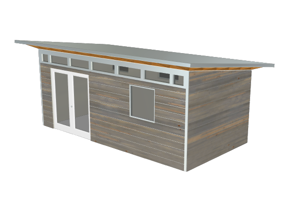 Design Plan Backyard Sheds Studios Modern Prefab Shed Plans Prefab Sheds Backyard Sheds Shed Plans