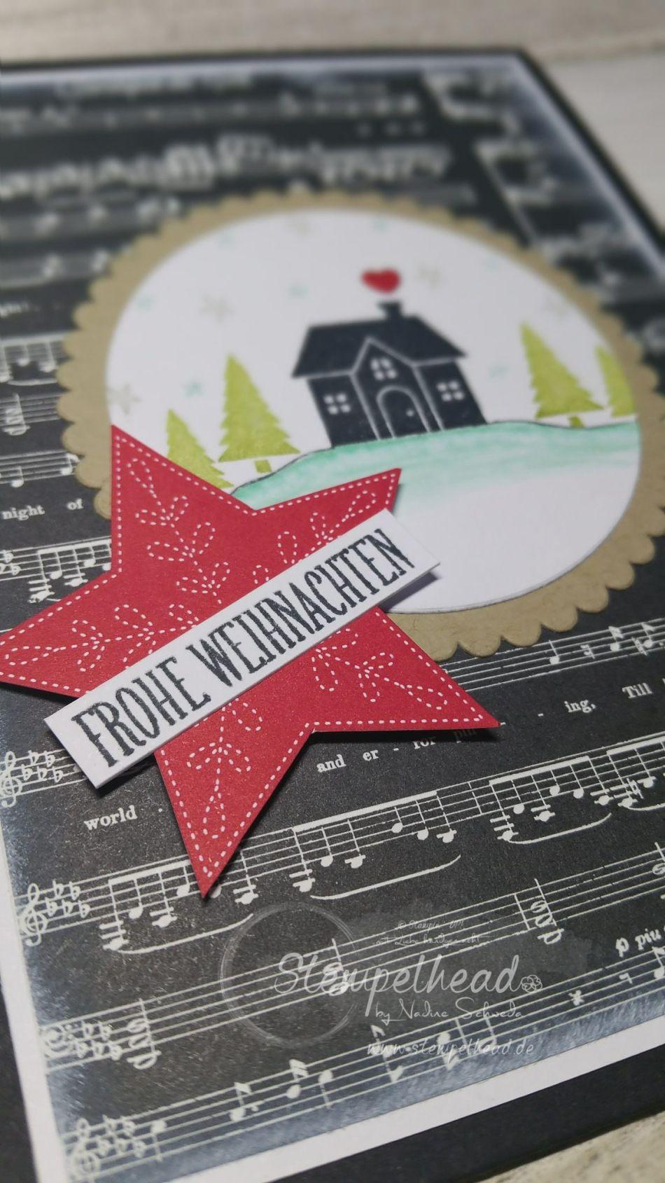 noch 7 tage bis weihnachten weihnachtskarte 1 karten. Black Bedroom Furniture Sets. Home Design Ideas
