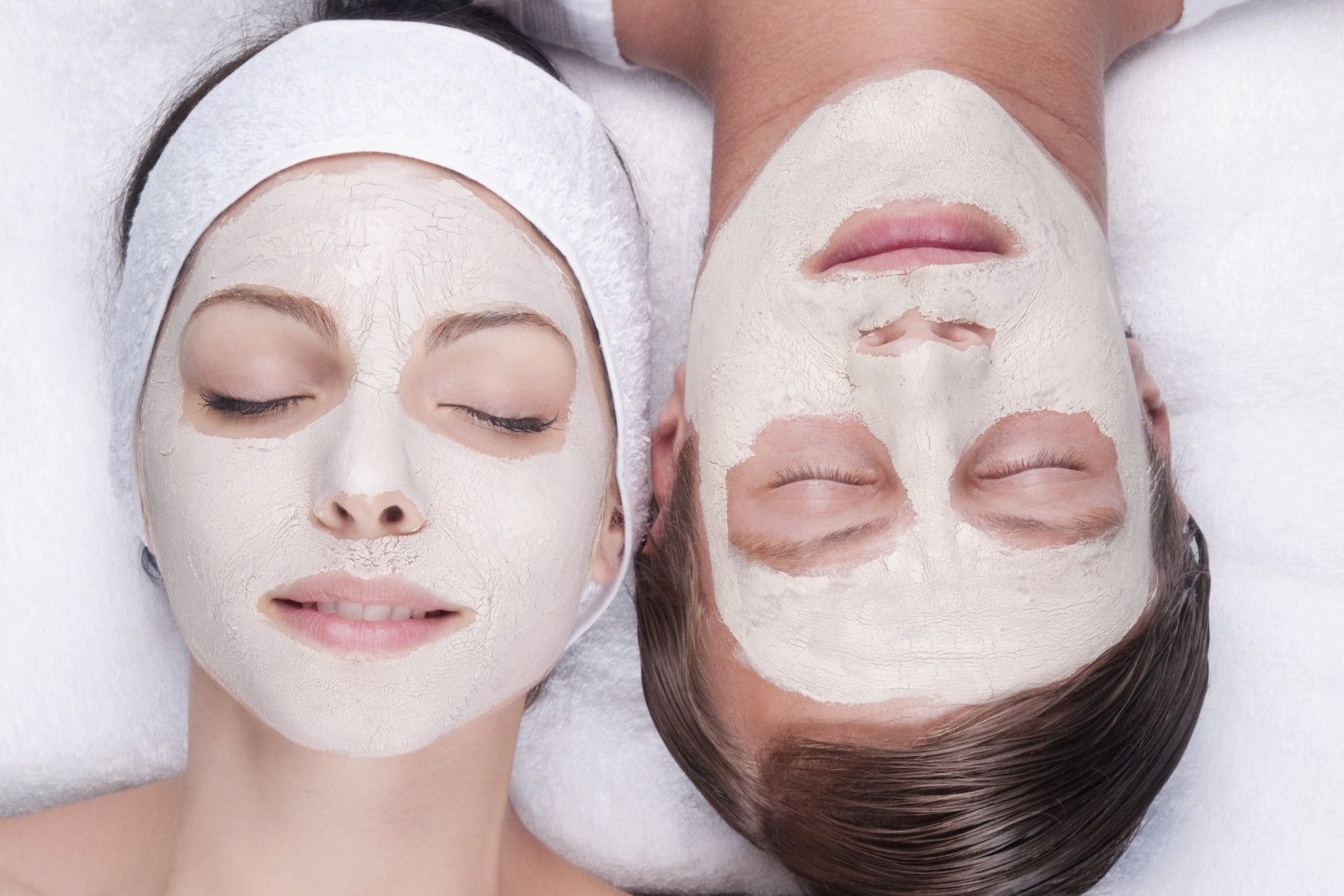 Image result for couples facial