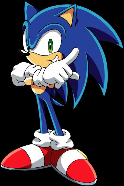 Sonic the Hedgehog (Sonic X) Sonic the hedgehog, Sonic