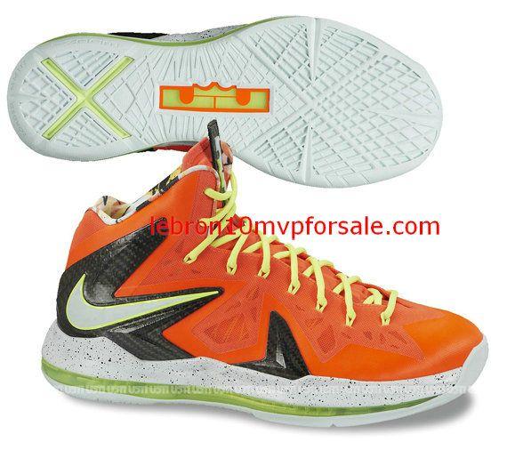 6552ef34fe83 Total Crimson Fiberglass Nike Cheap Lebrons X Shoes Elite Black Volt 579827  800