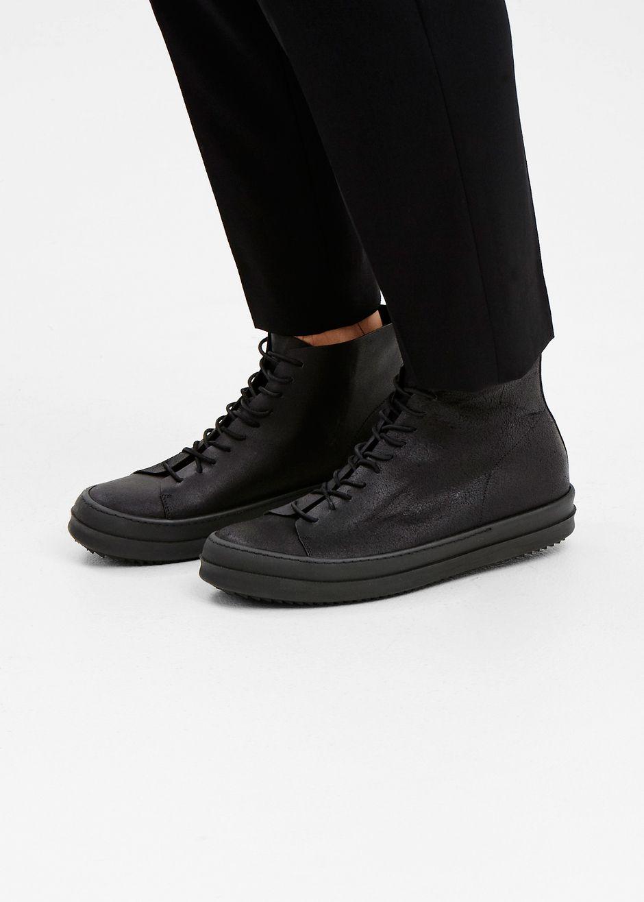 Rick Owens Black Chukka Creeper Boots prXNw7xzup