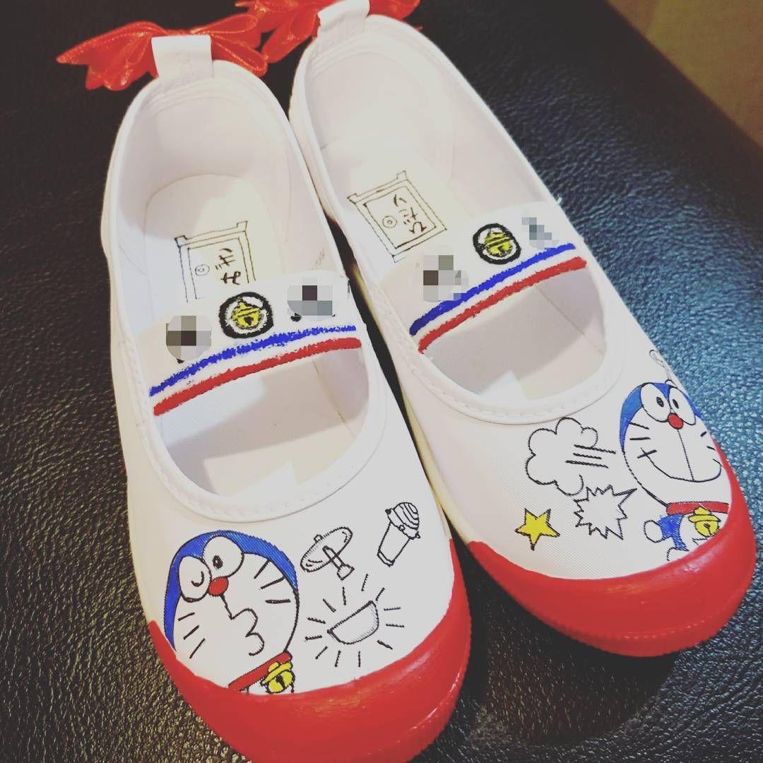 子供の上履きや上靴を手描きイラストでデコろう! \u2013 Handful[ハンドフル]