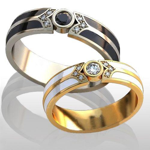 Золотой Дом» - Обручальные кольца