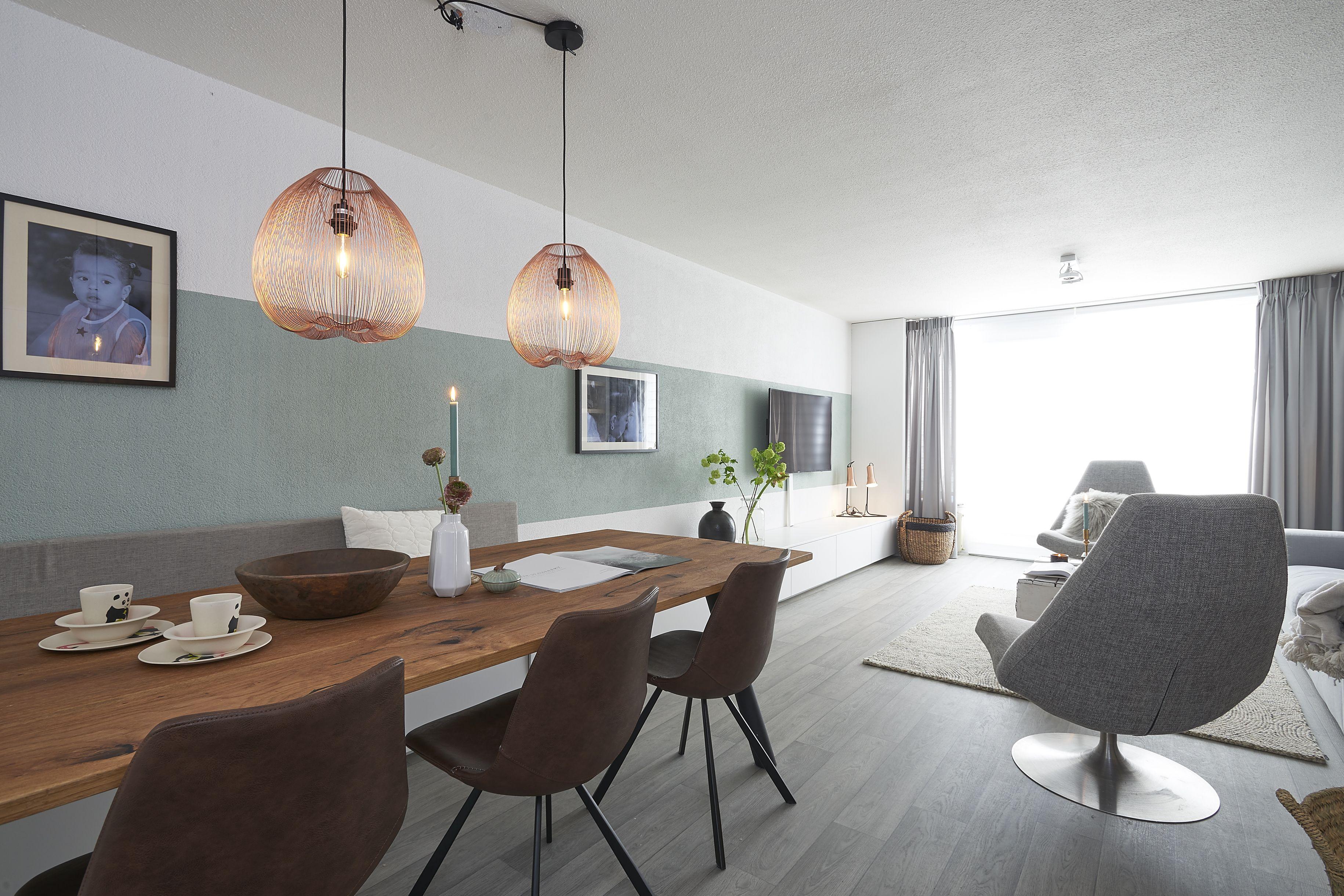 pingl par inge vervoordeldonk sur huis pinterest deco appartement fauteuil et appartement. Black Bedroom Furniture Sets. Home Design Ideas
