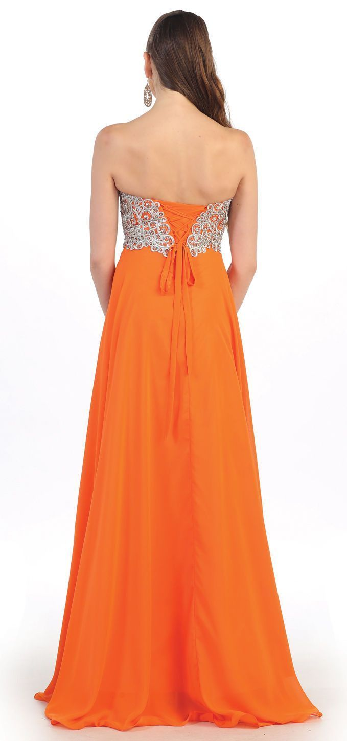 Long prom dress plus size formal products pinterest products