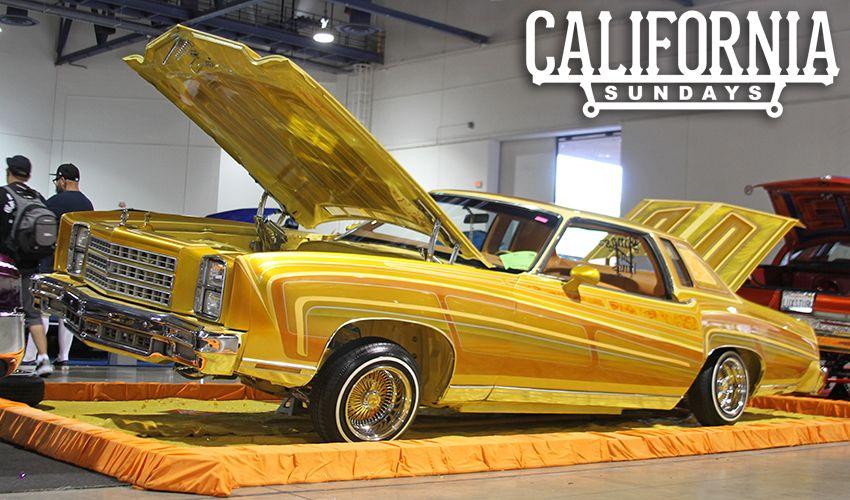 Lowrider Super Show 2015 Las Vegas Nv Chevrolet Monte Carlo