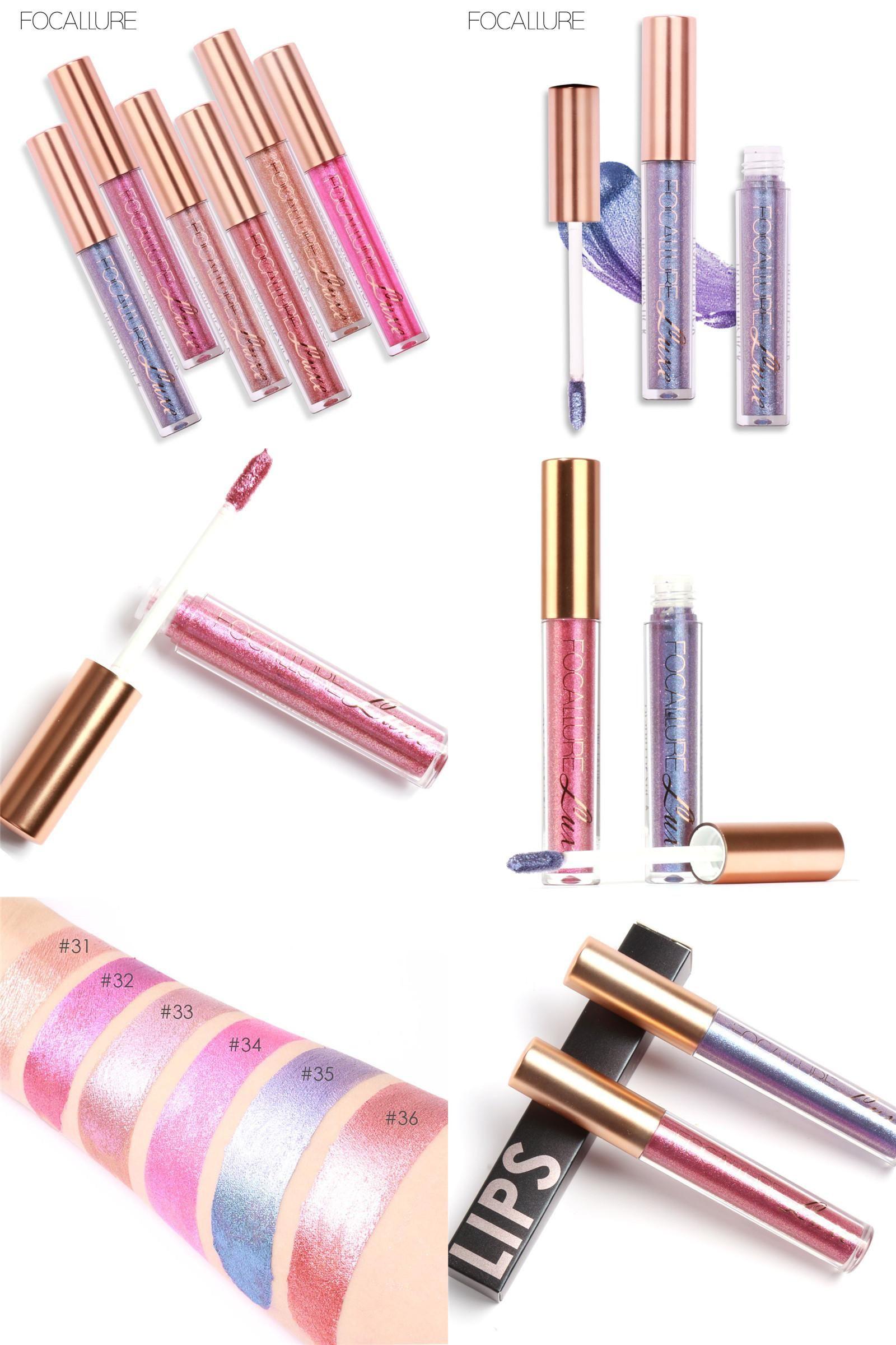 Maquiagem Professional 4 Colors Fashion Glitter Eyeshadow