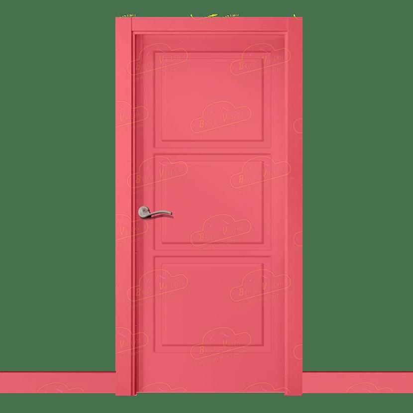 Puerta lacada blanca precio como limpiar unas puertas for Precio puertas blancas