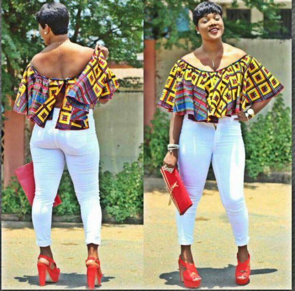 c89e38853d2a6f trendy-ankara-tops-jeans-curvy-ladies-afrocosmopolitan-com-african-fashion -11