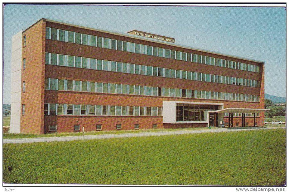 Carter county memorial hospital origin of my birth mother