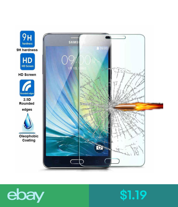 9h Premium Tempered Glass Screen Protector For Samsung Galaxy A3 A5 A7 2016 2017 Tempered Glass Screen Protector Glass Screen Protector Glass Screen