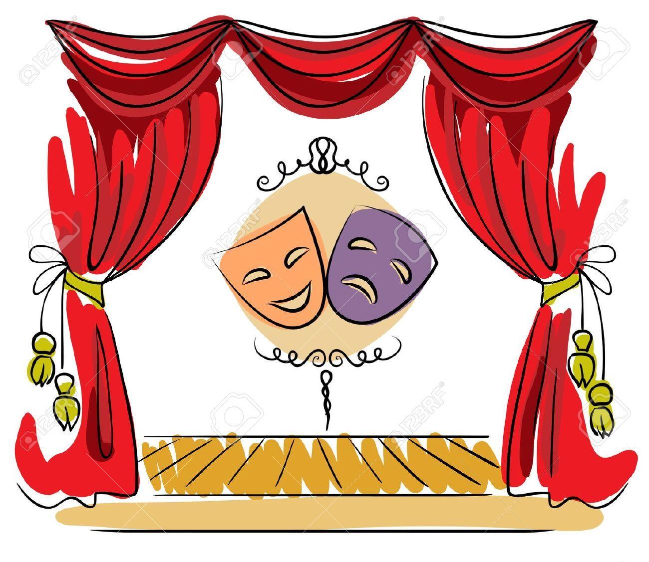 Imagen Relacionada Imagenes De Teatro Dibujos De Teatro Dibujos Para Caratulas