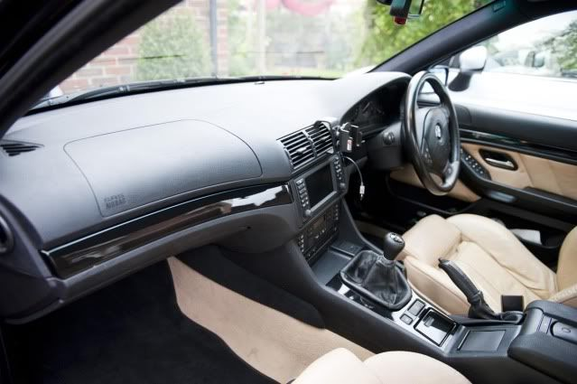 Piano Black Lacquer Finish Interior Trim E39 Project Car Ideas