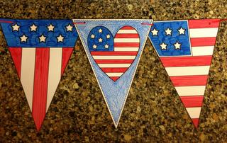 Totally Terrific in Texas- Veteran's Day #patriotsdaycraftsforkids