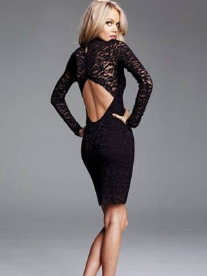 Backless Victoria Secret Dress I Love The But Like Red One Better