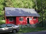 Maison en ossature bois bardage peint