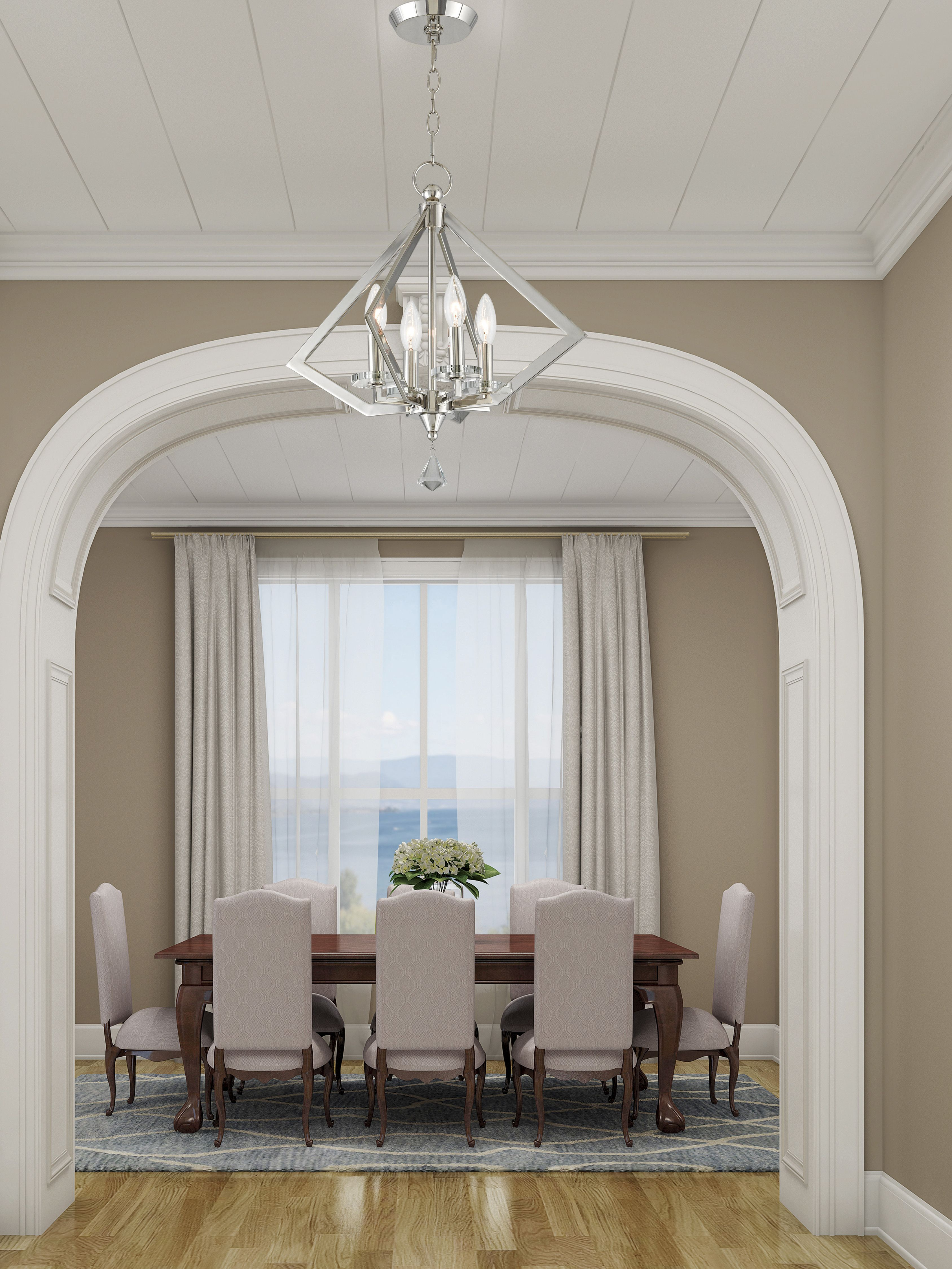Coffered Definition
