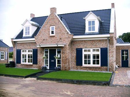 Nieuwbouw huis pinterest nieuwbouw huizen en engelse stijl