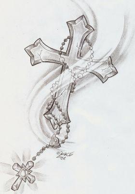 Croix Catholique Tatouage Croix Photo Tatouage Dessins Tatouage Croix