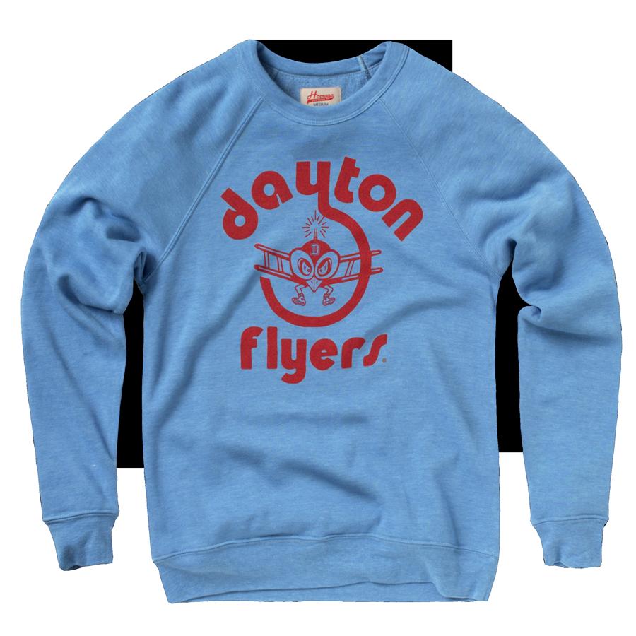 Dayton Flyers Scarf UD University of Dayton Knitted Classic