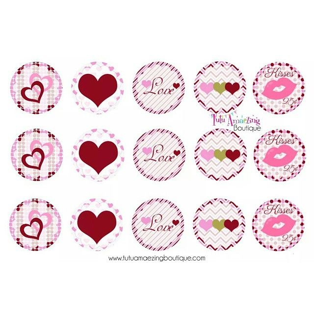 Valentine S Day Bottle Cap Images Pinterest Bottle Cap Images