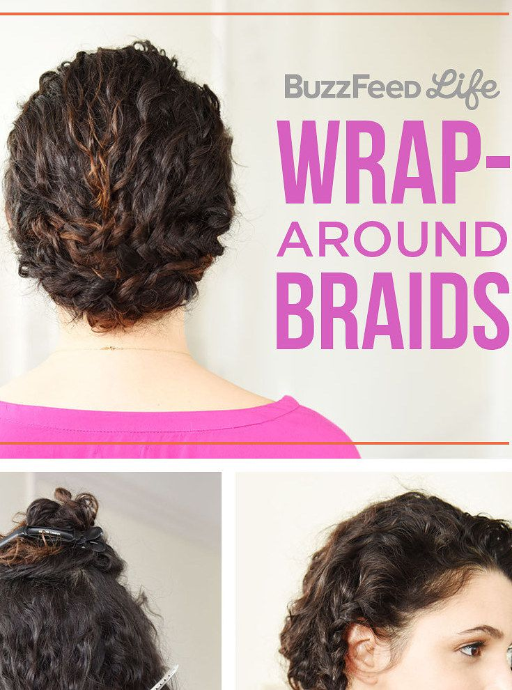17 Incredibly Pretty Styles For Naturally Curly Hair Life Hacks