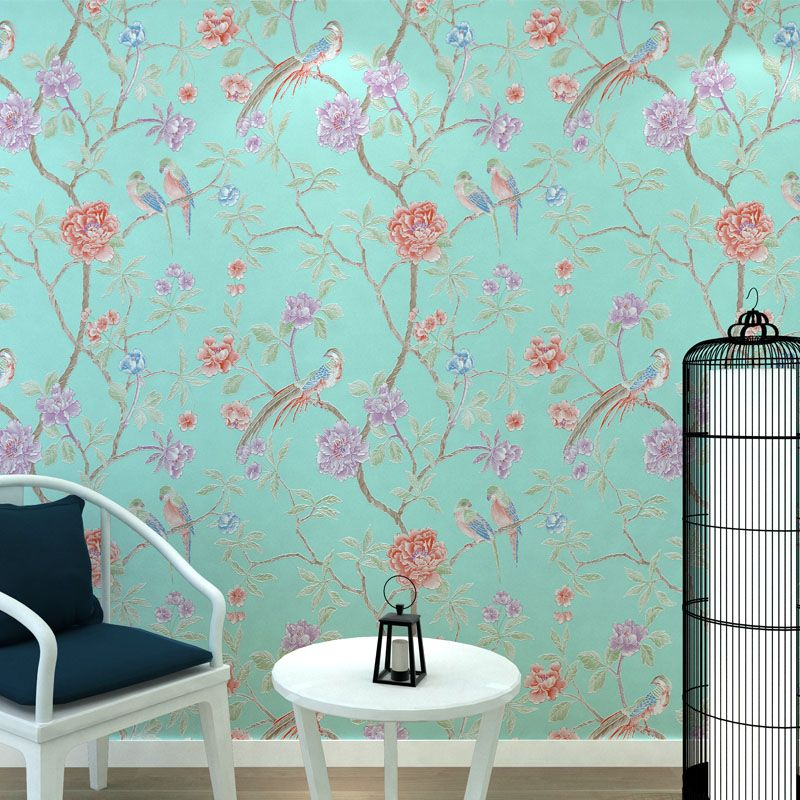 Best Forest wallpaper ideas on Pinterest Forest bedroom ...