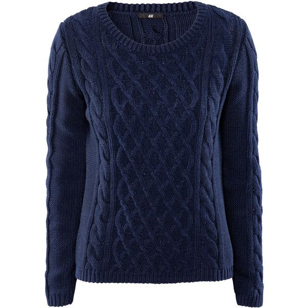 H Jumper ($24) ❤ liked on Polyvore