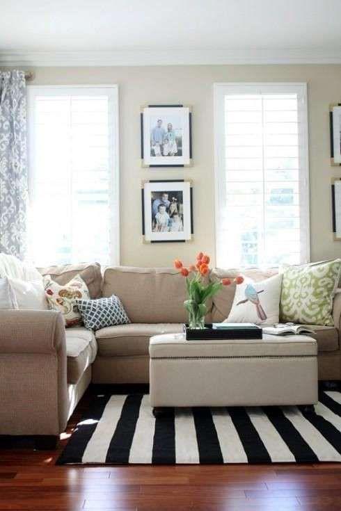Arredare un soggiorno quadrato (Foto) | Designmag | Idee ...