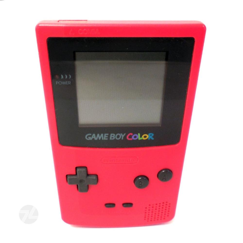 Nintendo Gameboy Game Boy Color Rot Red Kaufen Auf Ricardo Ch Game Boy Nintendo Midcentury Modern