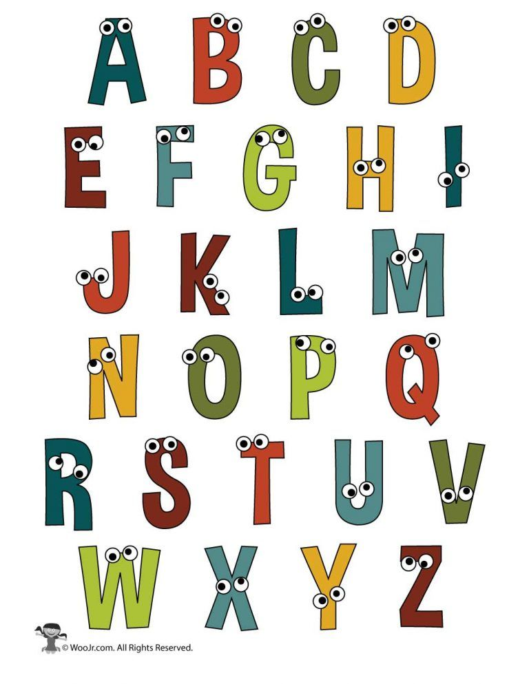 printable cartoon letters woo jr kids activities cartoon letters lettering alphabet cute fonts alphabet printable cartoon letters woo jr