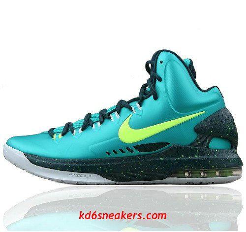 timeless design 24fa9 aba4b Nike Zoom KD V Hulk Kevin Durant Basketball shoes  KD  5