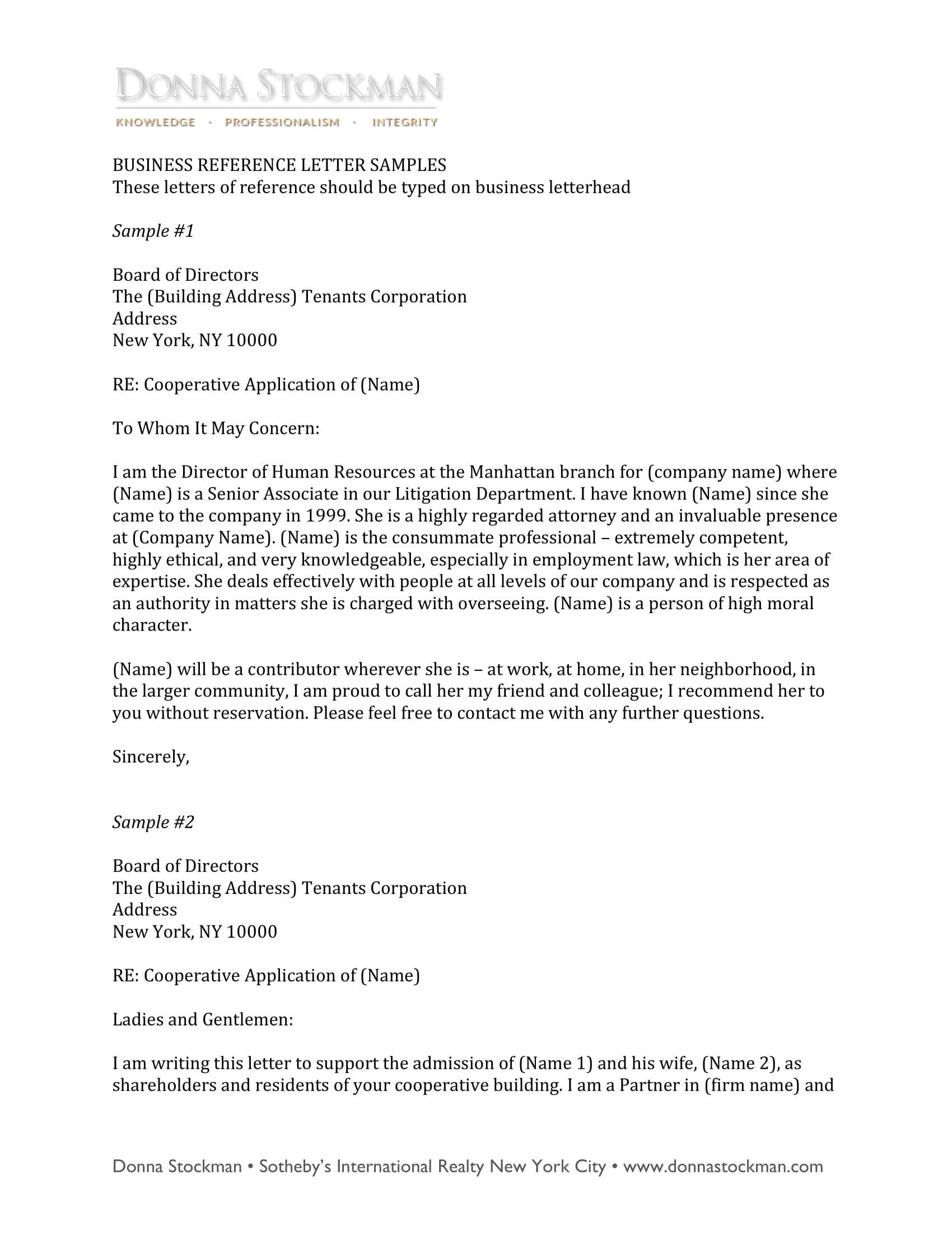 10+ business reference letter examples pdf radiologic technologist job description resume admin assistant cv format mechanical design engineer template